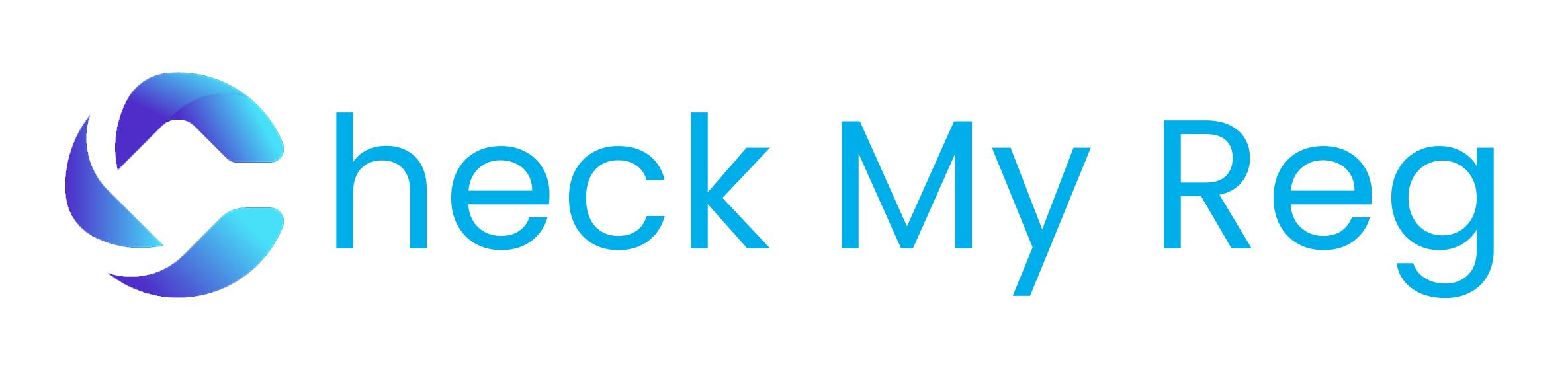 www.checkmyreg.com